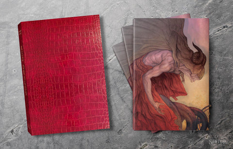 Red Dragon by Thomas Harris - Artist Gift Edition