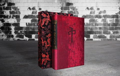 Red Dragon by Thomas Harris - Numbered Edition
