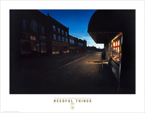Needful Things - Fine Art Print - Rob Wood