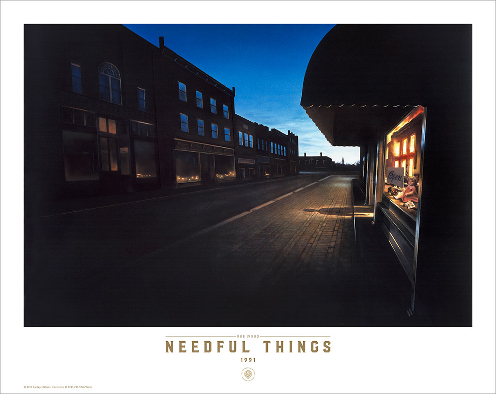 Needful Things Fine Art Print