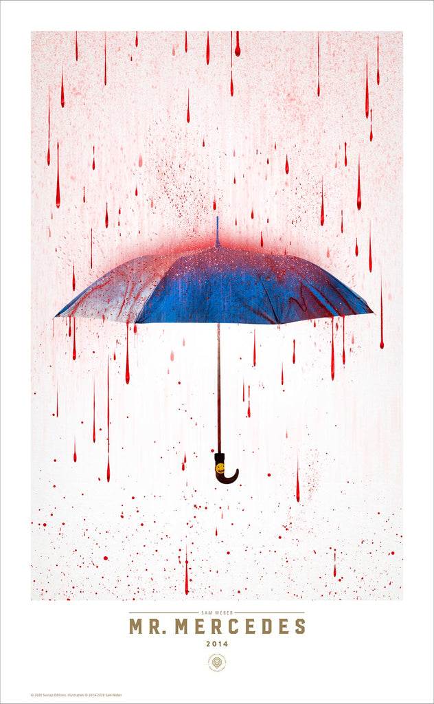 Mr. Mercedes - Fine Art Print - Sam Weber
