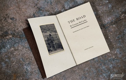 The Road by Cormac McCarthy - Lettered Edition