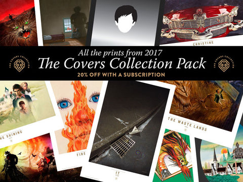 The Covers Collection Pack 2017 - Subscription
