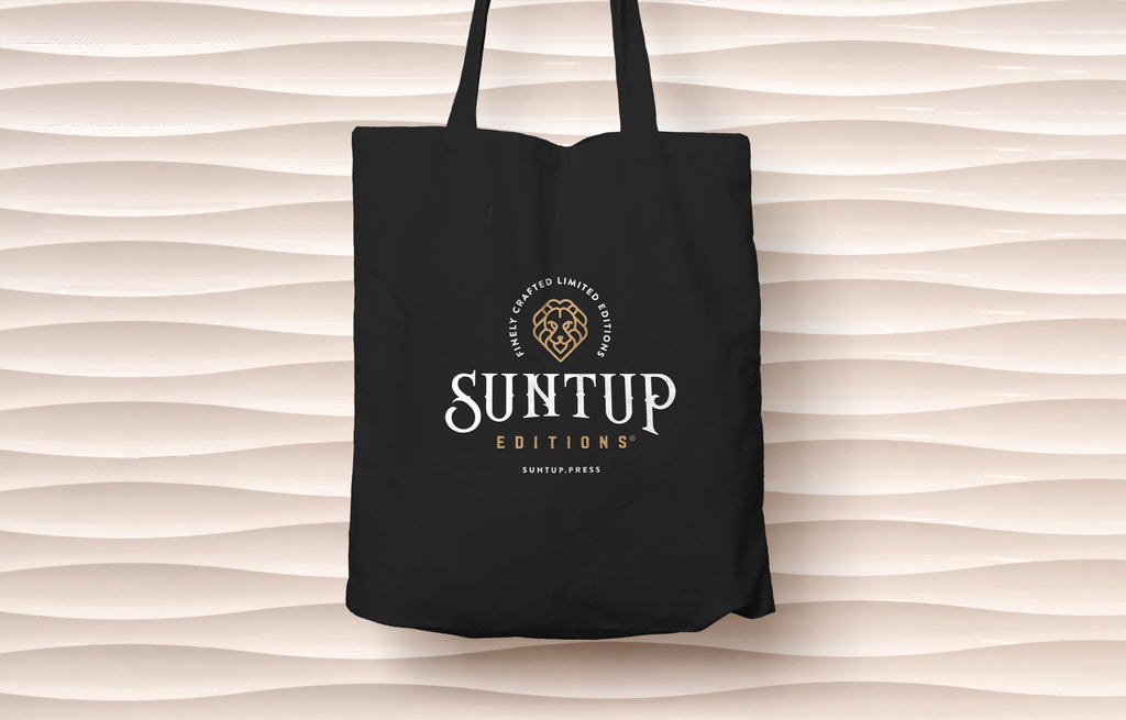 Suntup Editions Tote Bag