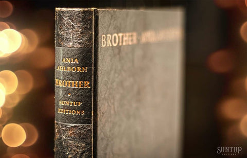 Brother by Ania Ahlborn - Limited Edition