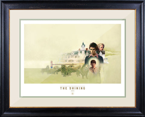 The Shining - Fine Art Print - Dave Christensen