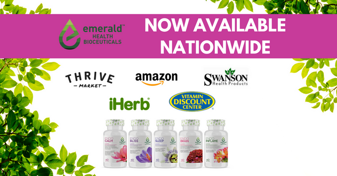 Emerald Health Bioceuticals Available Nationwide