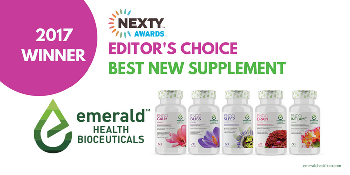 2017 Editor's Choice Award for the BEST New Supplement!