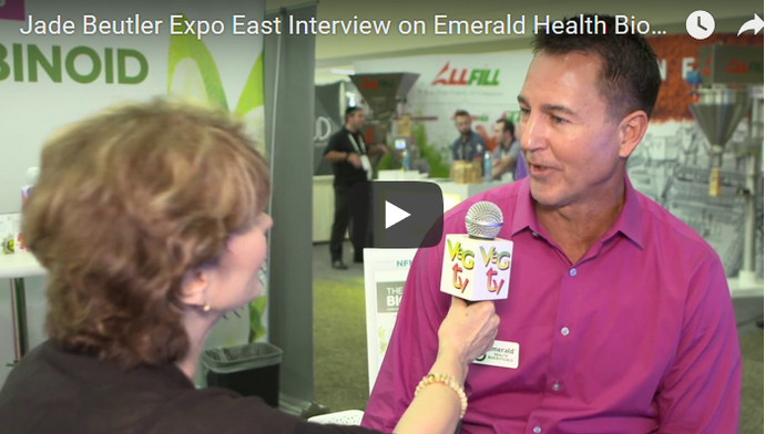 Behind-the-Scenes Interview with Emerald Health CEO Jade Beutler