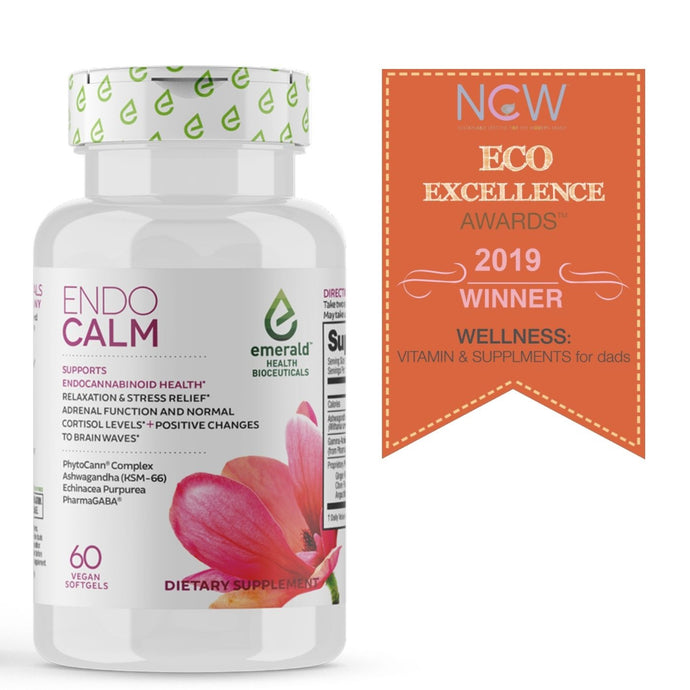 Endo Calm Wins the 2019 Eco Excellence Award!