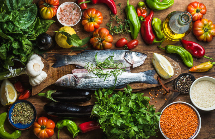Another Benefit of the Mediterranean Diet