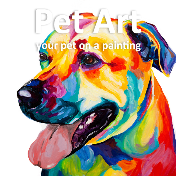 Gift card for Pet Art
