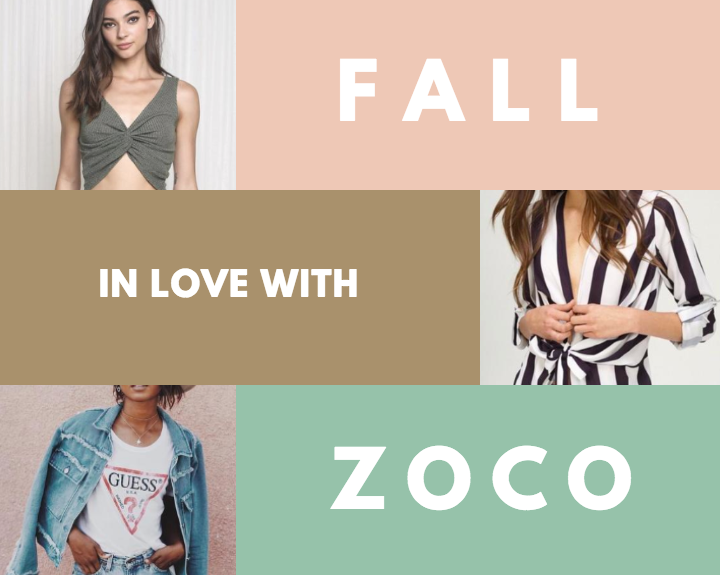 FALL in LOVE with ZOCO