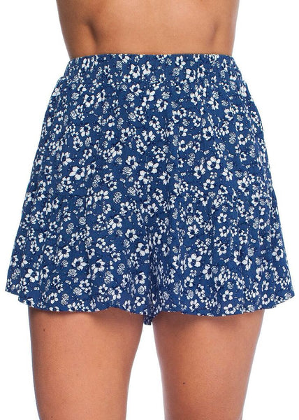 Jay Short in Navy Floral