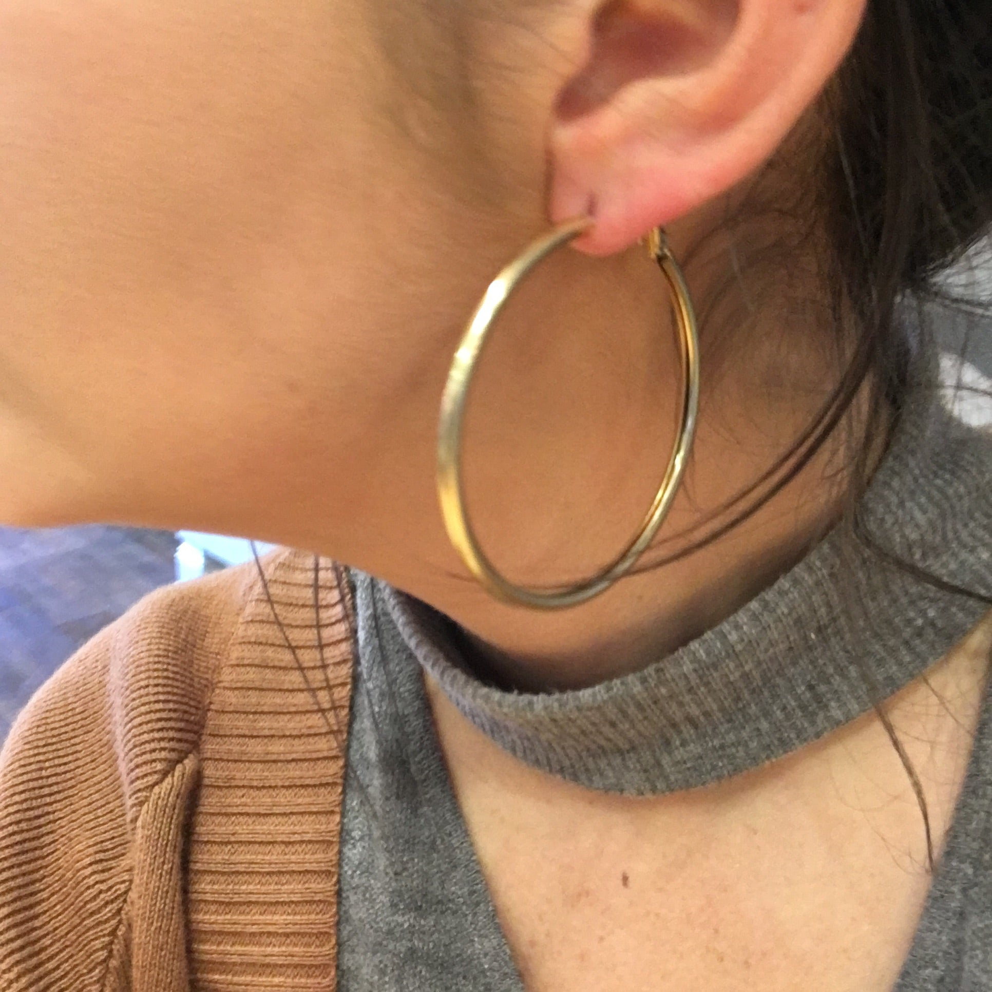 Solid Hoops