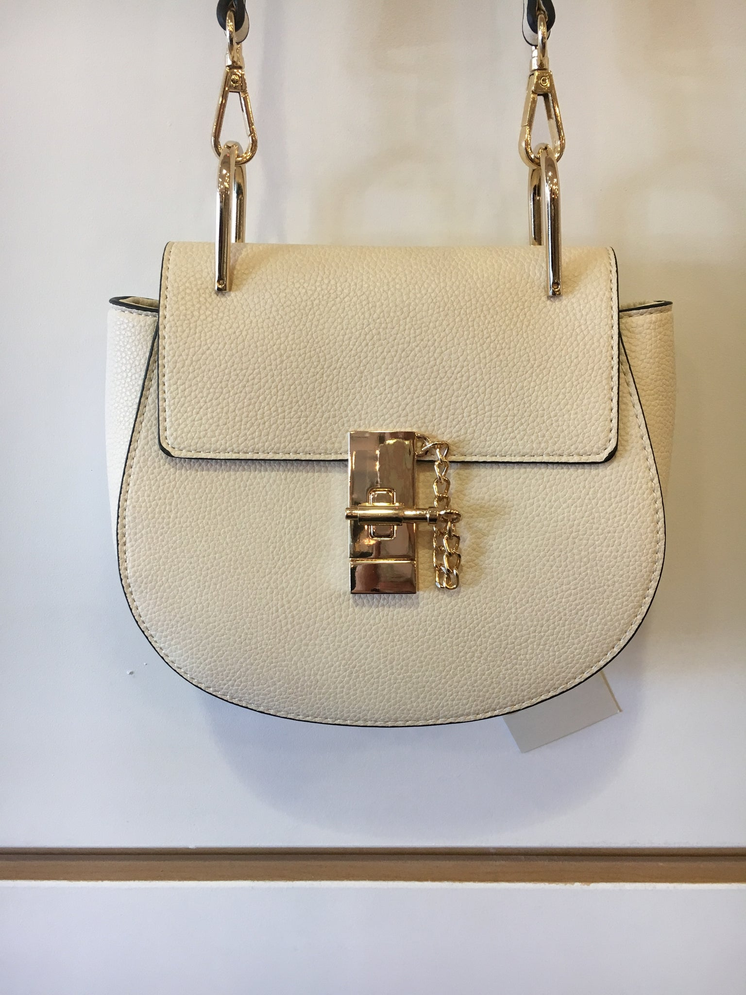 The Macy Saddle Bag