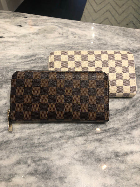 Lv Inspired Wallet
