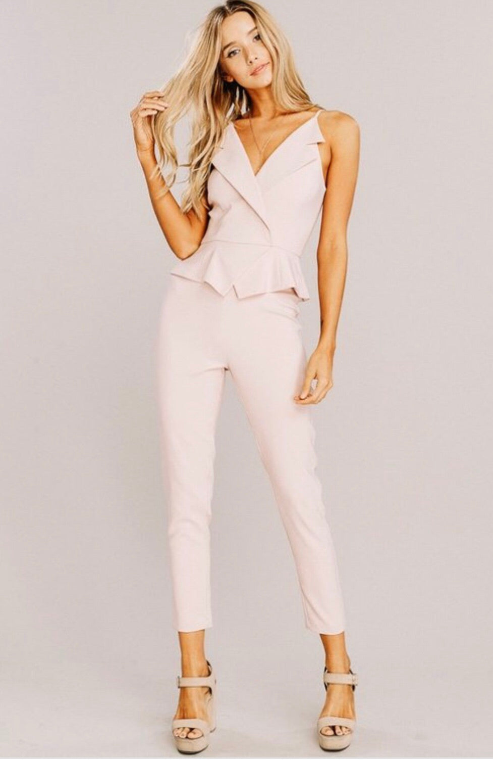 Boss Babe Jumpsuit