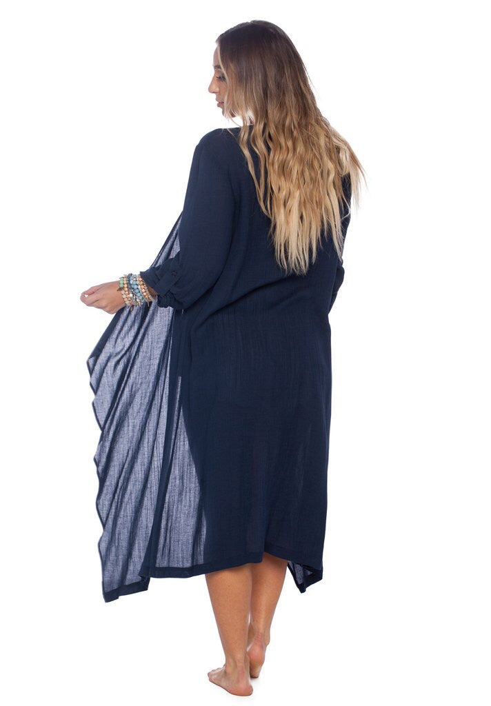 Neo Duster in Navy