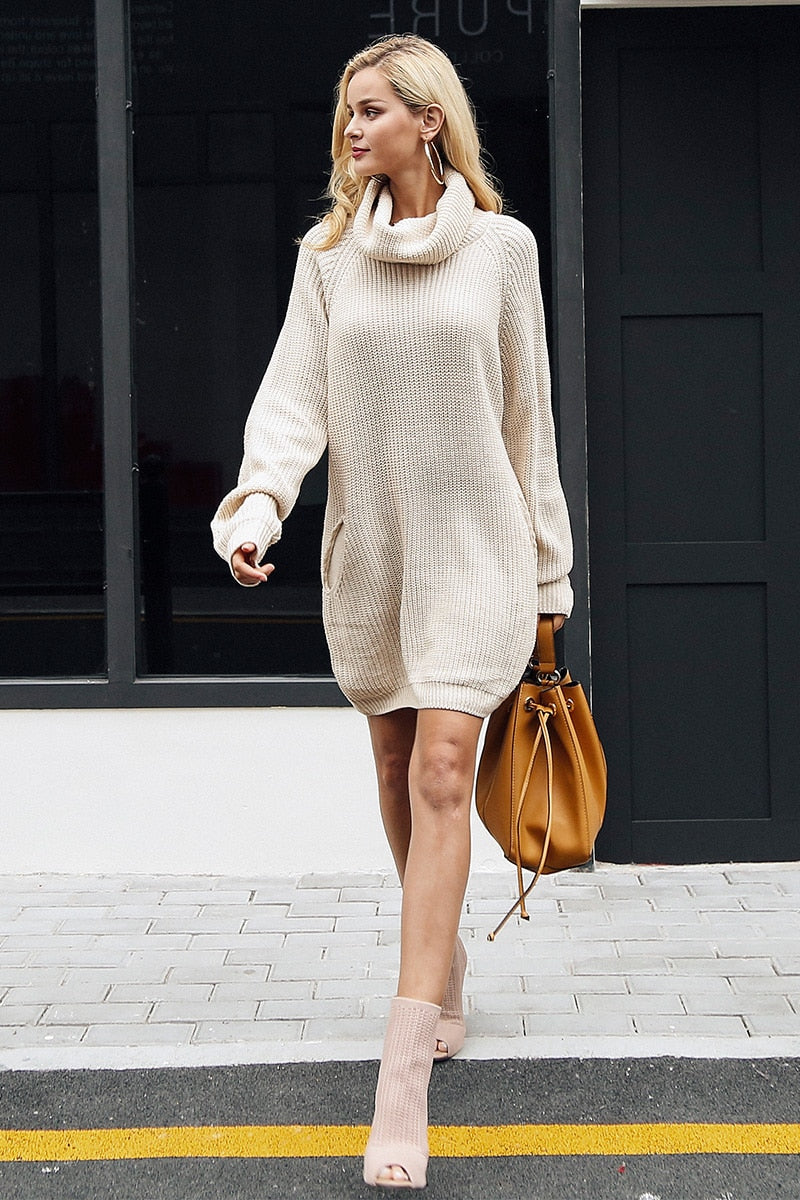 Courtney Sweater Dress