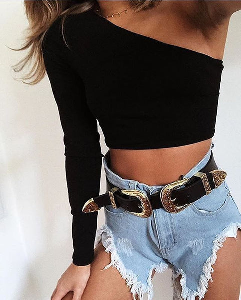Hope Crop Top
