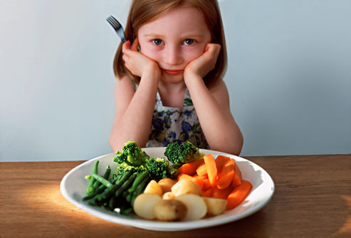 How To Make Your Kids Eat Vegetables!