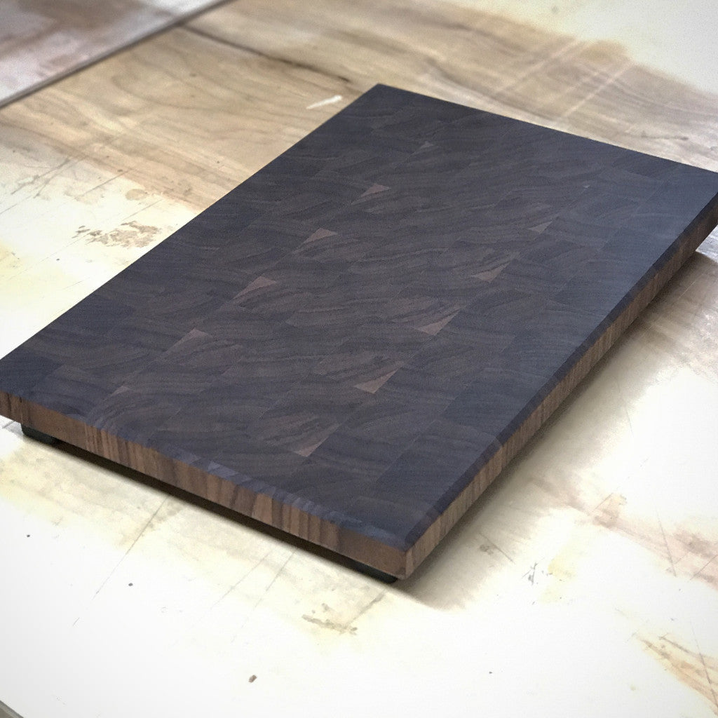 Solid Walnut Butcher Block