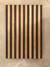 Maple & Walnut Stripe Cutting Board