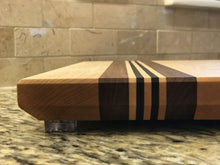 Thick Racetrack Cutting Board