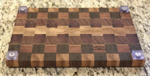 Multicolored Butcher Block
