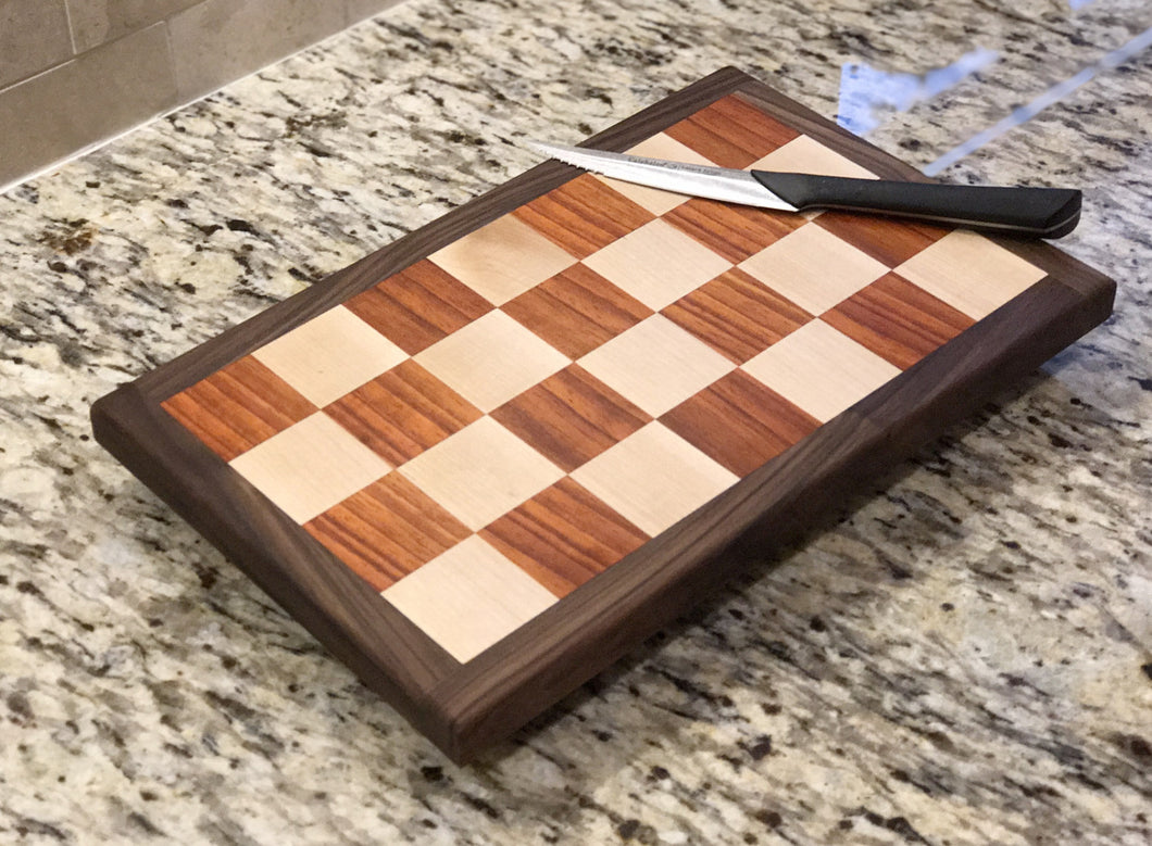 Thick Checkered Prep Board