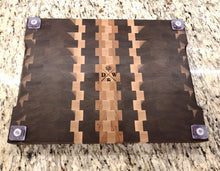 End-grain Butcher Block