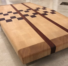 Unique End-grain Prepping Block
