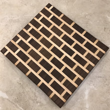 Lateral-grain Brick Cutting Board
