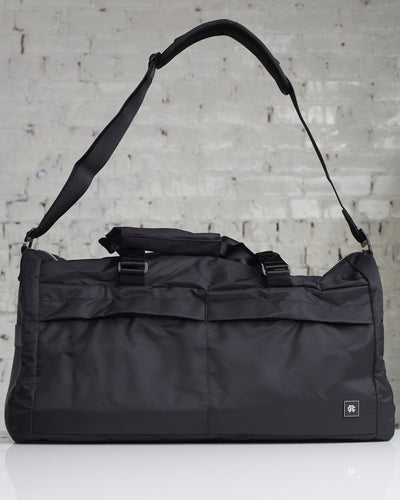 Reigning Champ Duffel Bag Black-LESS 17