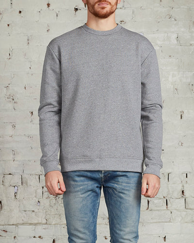 John Elliott Oversized Crewneck Dark Grey-LESS 17
