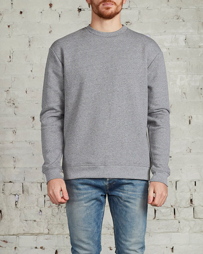John Elliott Oversized Crewneck Dark Grey