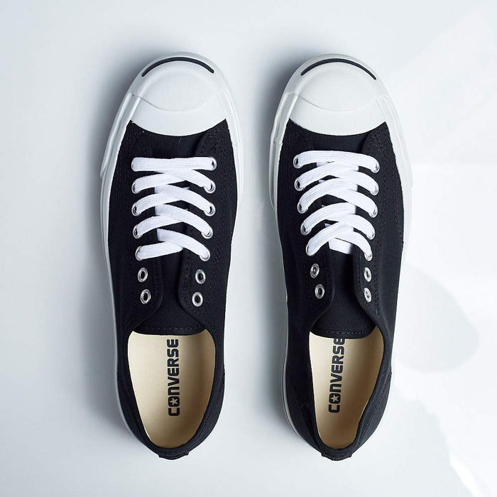 Converse Jack Purcell Ox Black White