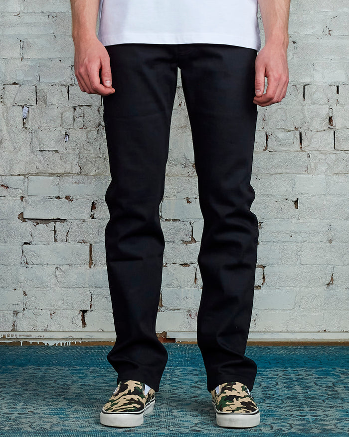 A.P.C. New Standard Stretch Noir