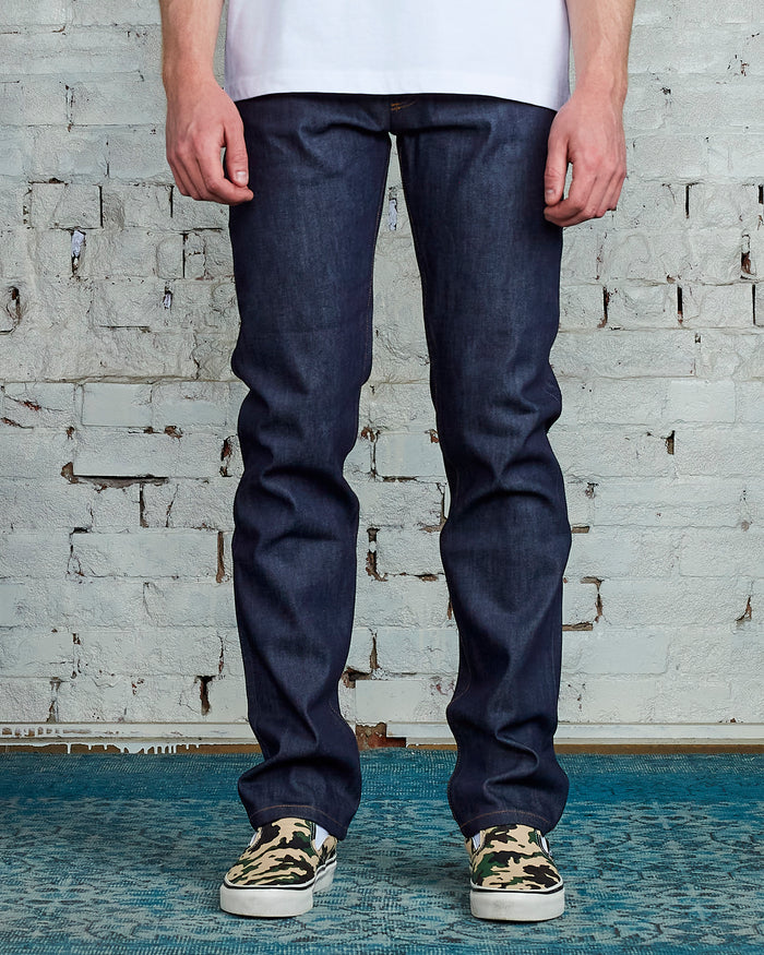 A.P.C. New Standard Jean Stretch Indigo