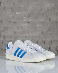 Adidas Campus 80s White/Blue/Off White