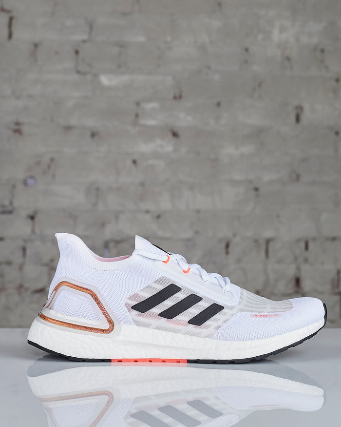 Adidas UltraBoost S.RDY White / Black / Sig Pink