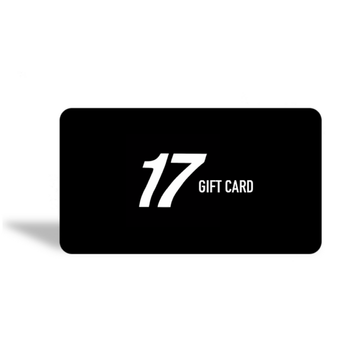 Gift Card, LESS 17 - LESS 17