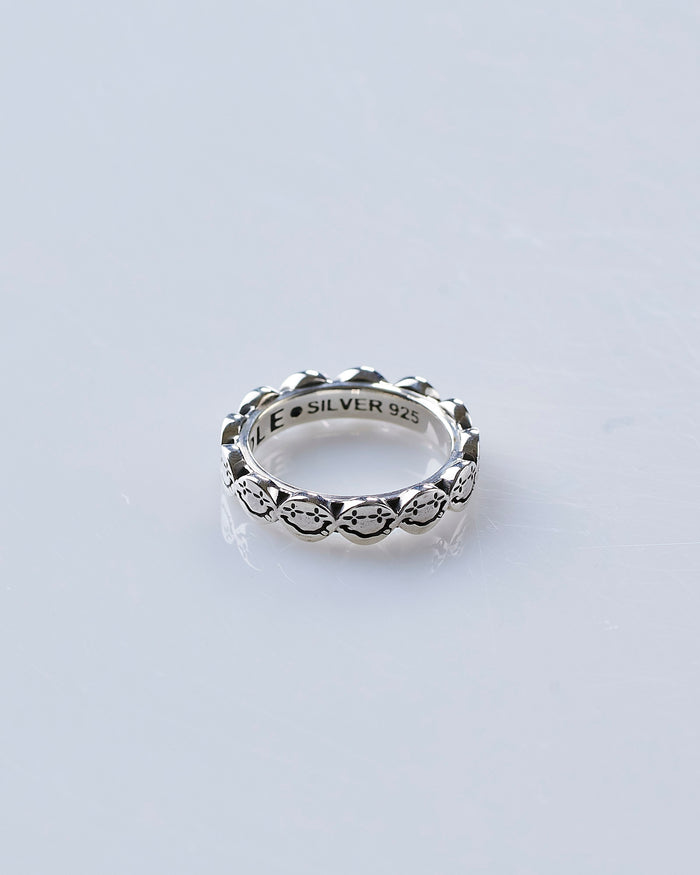 Maple Nevermind Ring Silver 925