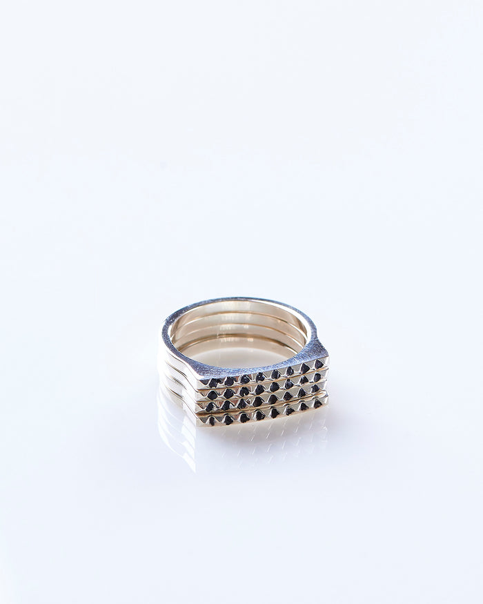 Maple Stackable Ring 925