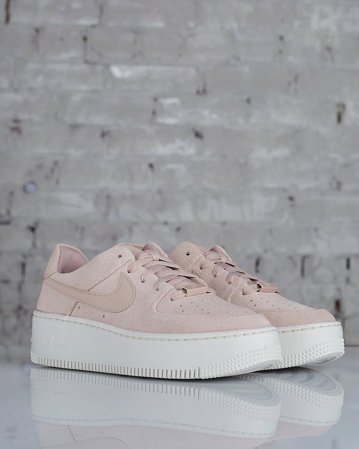 Nike Womens Air Force 1 Sage Low Particle Beige AR5339 201