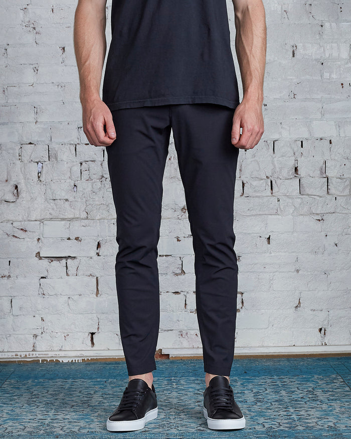 Reigning Champ Coach's Pant Mens Black Primeflex-LESS 17