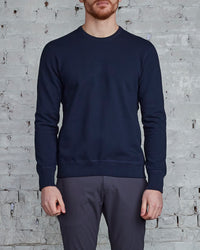 Reigning Champ Core Crewneck Navy