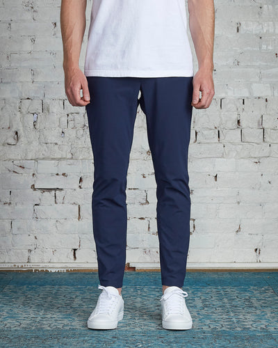 Reigning Champ Coach's Pant Mens Navy Primeflex-LESS 17