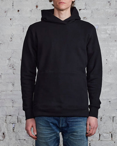 John Elliott Villain Hood Black-LESS 17